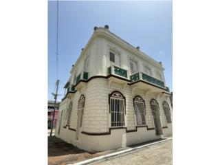Estructura Histórica-Casco Urbano Arecibo