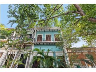 Caleta 64, Old San Juan - 5 Apartments