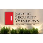 EXOTIC SECURITY WINDOWS Puerto Rico