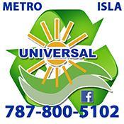 UNIVERSAL SOLAR - METRO/ISLA         787-800-5102 Puerto Rico