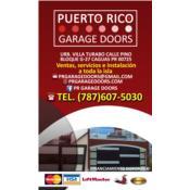 PUERTO RICO GARAGE DOORS INC. Puerto Rico