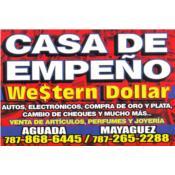 WESTERN DOLLAR  Puerto Rico
