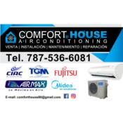 Comfort House Air Conditioning Puerto Rico