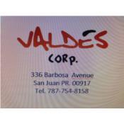 VALDES CORPORATION Puerto Rico
