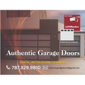 Authentic Garage Doors PR Puerto Rico