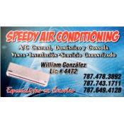 Speedy Air Conditioning Servic Puerto Rico