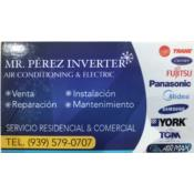 Mr Pérez Inverter Puerto Rico
