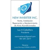 NEW INVERTER INC Puerto Rico