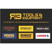 RB TOOLS & EQUIPMENT Puerto Rico