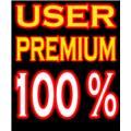 @ USUARIO PREMIUM 100 %
