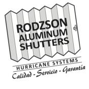 RODZSON ALUMINUN SHUTTERS Puerto Rico