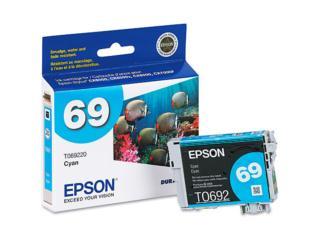 Tinta Epson Cyan T069220, Puerto Rico