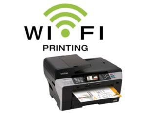 Printer/Fax/Scanner/Copier Color 11X17, Puerto Rico