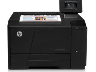 Impresora Inalambrica HP Laser Color, Puerto Rico