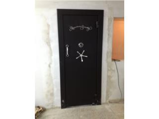 PANIC ROOM VAULT DOOR VD8030, Puerto Rico