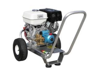 Maquina Lavado a Presion 3000 psi / Cat Pump , Puerto Rico