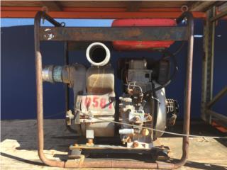 Bomba de Agua 3 Diesel, Puerto Rico