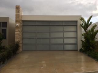 Puerta garage financiamiento en todos  modelo, Puerto Rico
