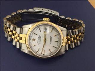 ROLEX OYSTER PERPETUAL DATEJUST, Puerto Rico