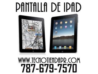 Pantalla iPads y iPad Mini Diagn�stico GRATIS, Puerto Rico
