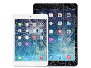 Cristal iPad 2,3 y 4 Con Garantia, Puerto Rico