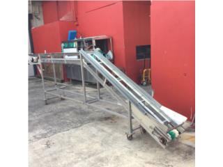 Conveyor Stainless Steel, Puerto Rico