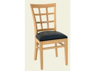 Restaurant chair, Puerto Rico