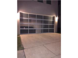 Puerta garage modelo de Lujo y Elegancia , Puerto Rico