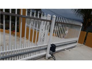 PORTONES ELECTRICOS PARA PORTONES CORREDIZOS , Puerto Rico