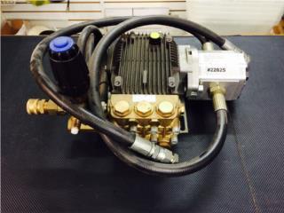 Bomba de Presion Hydraulic  No requiere Motor, Puerto Rico