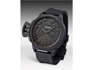 Reloj WELDER series K-24, Puerto Rico