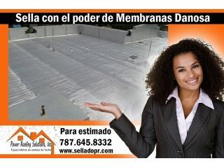 MEMBRANAS DANOSA AL80-4, Puerto Rico
