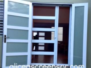 Puerta de Screens, Puerto Rico