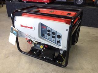 Generadores Honeywell Portatil *Garantia 2yr*, Puerto Rico