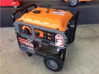 Generador Generac 6,800 w **Con Garantia**, Puerto Rico