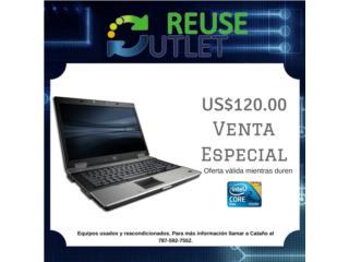 HP 6930p (Laptop), Puerto Rico