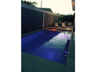 Pool spa 10'x22', Puerto Rico