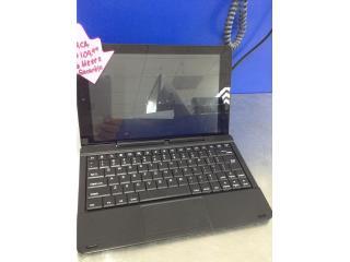 Tablet con teclado RCA de 10