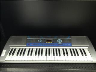 teclado, Puerto Rico