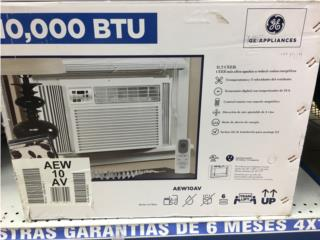 AIRE GENERAL ELECTRIC 10,000BTU, Puerto Rico
