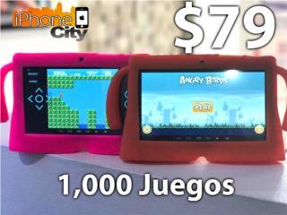 Tablet con 1,000 Juegos, Puerto Rico