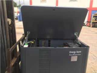 Home Standby Generator TRANE 15KW T/S 200Amp., Puerto Rico