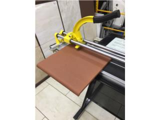 Ceramic Tile Cutter 35 para cortar losas, Puerto Rico