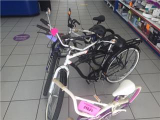Bicicletas desde $10 hasta $99, Puerto Rico