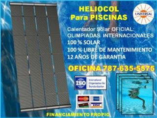 Su piscina esta y estará fría hasta May/2017, Puerto Rico