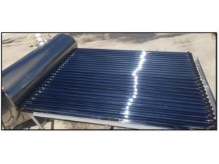 Calentador Solar Innovac, Puerto Rico