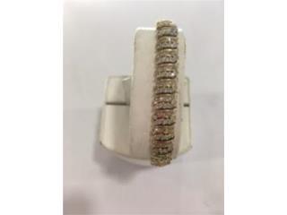 pulsera 10k en diamantes , Puerto Rico