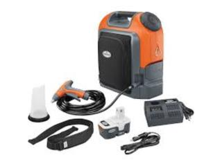 Nomad 18V Cordless Portable Power Cleaner, Puerto Rico