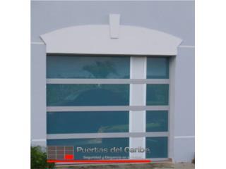 Puerta Lujosa Exclusiva modelo Vistalum, Puerto Rico