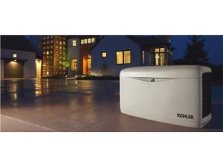 14Kw LP Gas-Kohler Generator-Instalado-$6,295, Puerto Rico